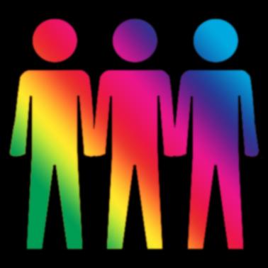 rainbow-threesome